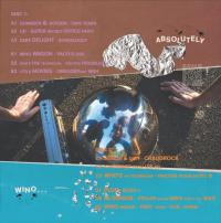 VARIOUS - Absolutely Wino : 2LP