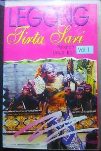 TIRTA SARI - Pellatan Ubud Bali Vol.1 : CASSETTE