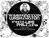 WASHINGTON PHILLIPS - Washington Phillips and His Manzarene Dreams : DUST-TO-DIGITAL (US)
