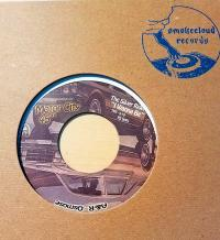 SILVER RIDER & OSMOSE - Motor City 45 : 7inch