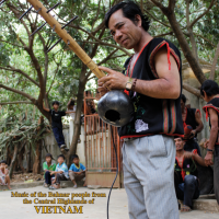 VARIOUS - Music Of The Bahnar People From The Central Highlands Of Vietnam : SUBLIME FREQUENCIES (US)