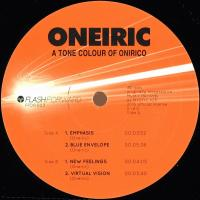 ONEIRIC - A Tone of Colour : 12inch