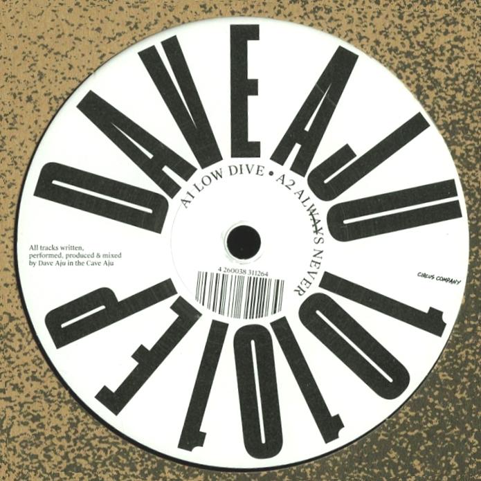 DAVE AJU - 10101 EP : CIRCUS COMPANY (FRA)