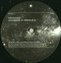 MANDINGO - Universe II (Larry Heard / Melchior Productions Remixes) : REKIDS (UK)
