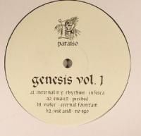 VARIOUS - Genesis Vol. I : 12inch