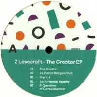 Z LOVECRAFT - The Creator EP : NO BAD DAYS (UK)