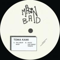 TOMA KAMI - Dali Bear : MAN BAND (GER)