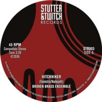 BROKEN BRASS ENSEMBLE - Stutter & Twitch 7' Series : 7inch