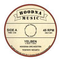HOODNA ORCHESTRA - Yelben / Beza : TODRES (UK)