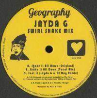 JAYDA G - Swirl Shake Mix : 12inch