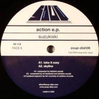 SUZUKISKI - Action EP : 12inch