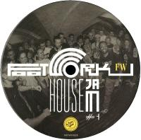 VARIOUS ARTISTS - Footwork House Jam #1 : 12inch