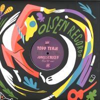 TODD TERJE - Jungelknugen (Four Tet & Prins Thomas Remix) : OLSEN (NOR)