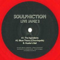 SOULPHICTION - Live Jamz 2 : 12inch