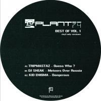VA - Plant 74 : Best of Vol. 1 : 12inch