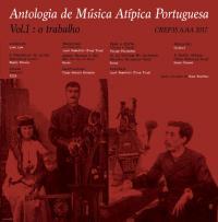 VARIOUS - Antologia De Musica Atipica Portuguesa : LP