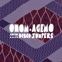 ONOM AGEMO & THE DISCO JUMPERS - Liquid Love : LP+DL