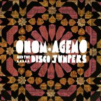 ONOM AGEMO & THE DISCO JUMPERS - Cranes And Carpets : LP
