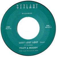 PRATT & MOODY - Lost Lost Lost (Ft.Cold Diamond & Mink) : 7inch
