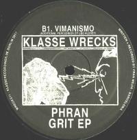 PHRAN - Grit EP : 12inch
