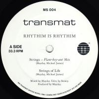 RHYTHIM IS RHYTHIM - Strings Of Life : 12inch