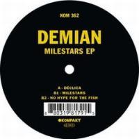 DEMIAN - Milestars EP : 12inch