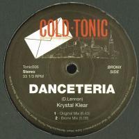 KRYSTAL KLEAR - DANCETERIA / KEITH HARING : 12inch