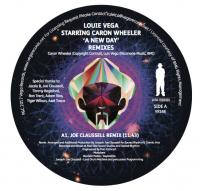 LOUIE VEGA Starring CARON WHEELER feat.JAZZIE B - A NEW DAY REMIXES (incl. JOE CLAUSSELL, RON TRENT Remixes) : 2x12inch