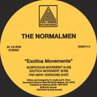 THE NORMALMEN - Exotica Movement : 12inch