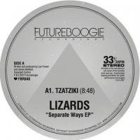 LIZARDS - Separate Ways Ep (Inc. Lord Of The Isles Remix) : FUTURE BOOGIE (UK)