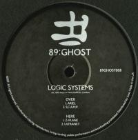 LOGIC SYSTEMS - Logic Systems EP : 89:GHOST (UK)