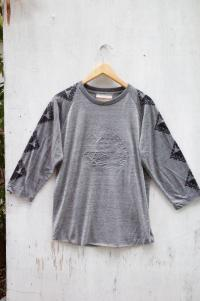MULTI CULTI ☓ CHILL MOUNTAIN - 7部Sleeve [Type01/Mens] Size:Free : T-SHIRT