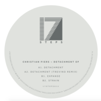 CHRISTIAN PIERS - Detachment EP (Inc. Trevino Remix) : 12inch