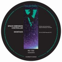 SPACE DIMENSION CONTROLLER - Exostack : 12inch