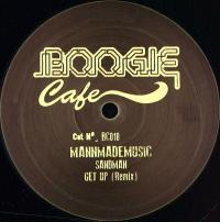 MANNMADEMUSIC / JANK - Sandman EP : 12inch