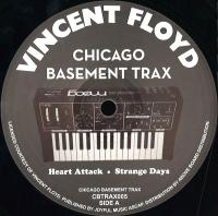VINCENT FLOYD - HEART ATTACK : 12inch