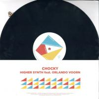 CHOCKY - Higher Synth EP : 12inch