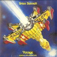 BRIAN BENNETT - VOYAGE : A Journey Into Discoid Funk : LP