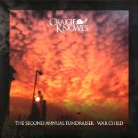 VARIOUS ARTISTS - The Second Annual Fundraiser - War Child : 2LP