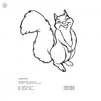 VICRAM - SQUIRREL ACID EP : CROWDSPACER (FRA)