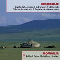 BERNARD FORT - Mongolia : CD
