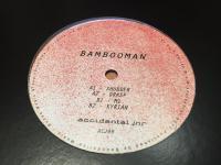 BAMBOOMAN - Shudder : 12inch