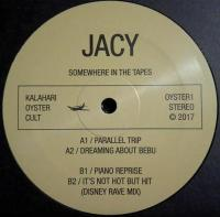 JACY - Somewhere In The Tapes : 12inch