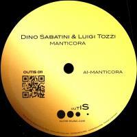 DINO SABATINI & LUIGI TOZZI - Manicora : 12inch