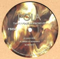 POLA - 34 Sessions EP : FINALE SESSIONS (US)