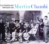 VARIOUS - MARTIN CHAMBI - La Musica En Tiempos De Martin Chambi マルティン・チャンビの時代のペルー、アンデス音楽 1917年~1937年 : CD