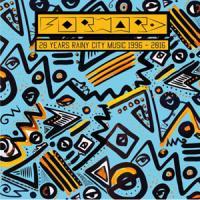 VA - Forward: 20 Years Rainy City Music 1996-2016 : 2LP
