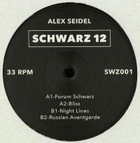 ALEX SEIDEL - SCHWARZ 12 EP : SCHWARZ 12 (GER)