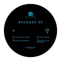 SEAN DIXON - Because EP : 12inch