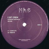 2 BIT CREW - Working Distance : 12inch